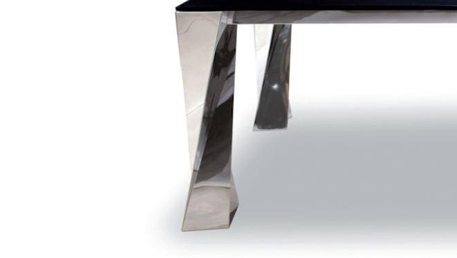 Tavoli design in acciaio inox dettagli e originalit for Tavoli design online