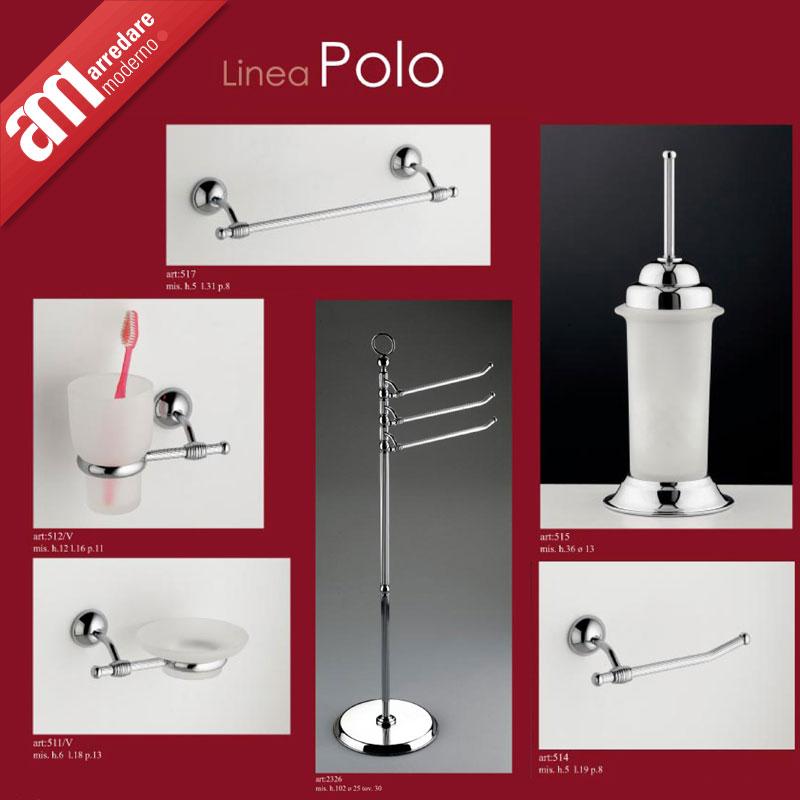 Bathroom Accessories Set Of 7 Pieces Italian Bath
