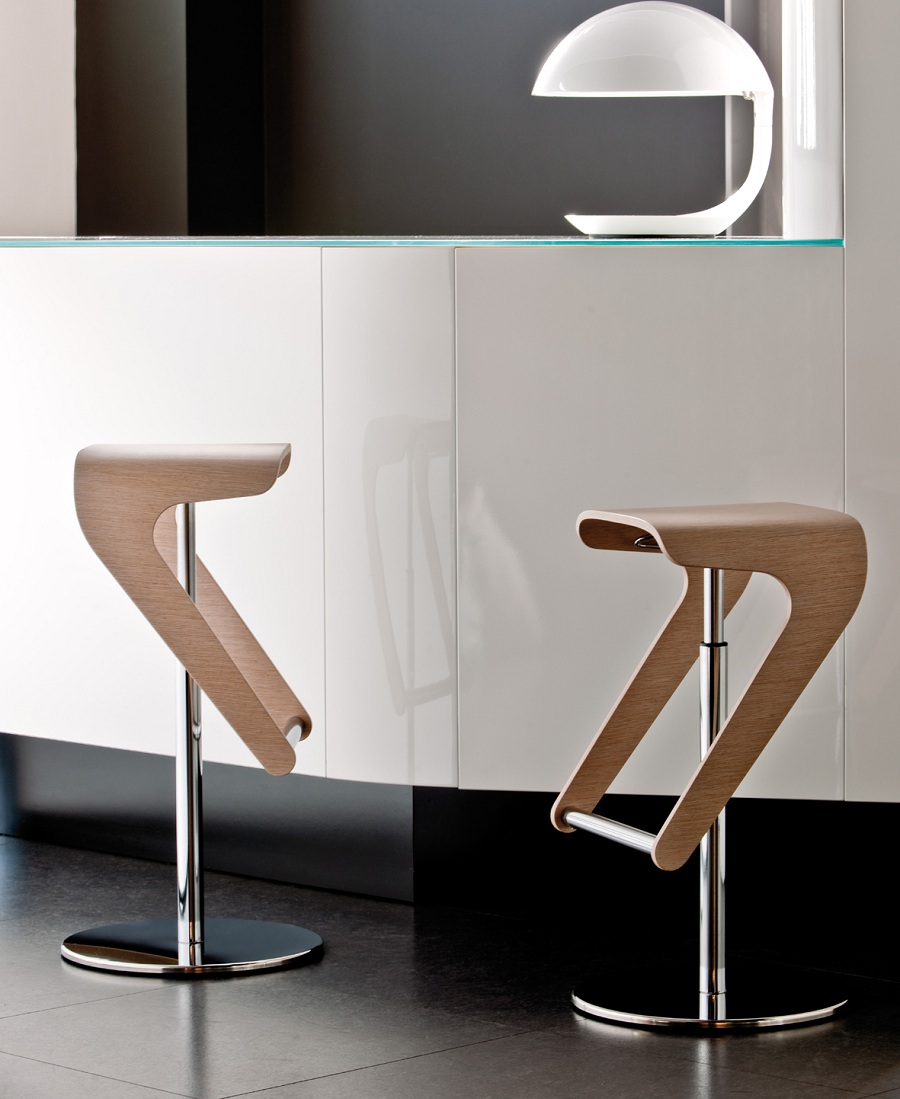STOOLS BREAKFAST BAR STOOL KITCHEN ITALIAN MODERN DESIGN