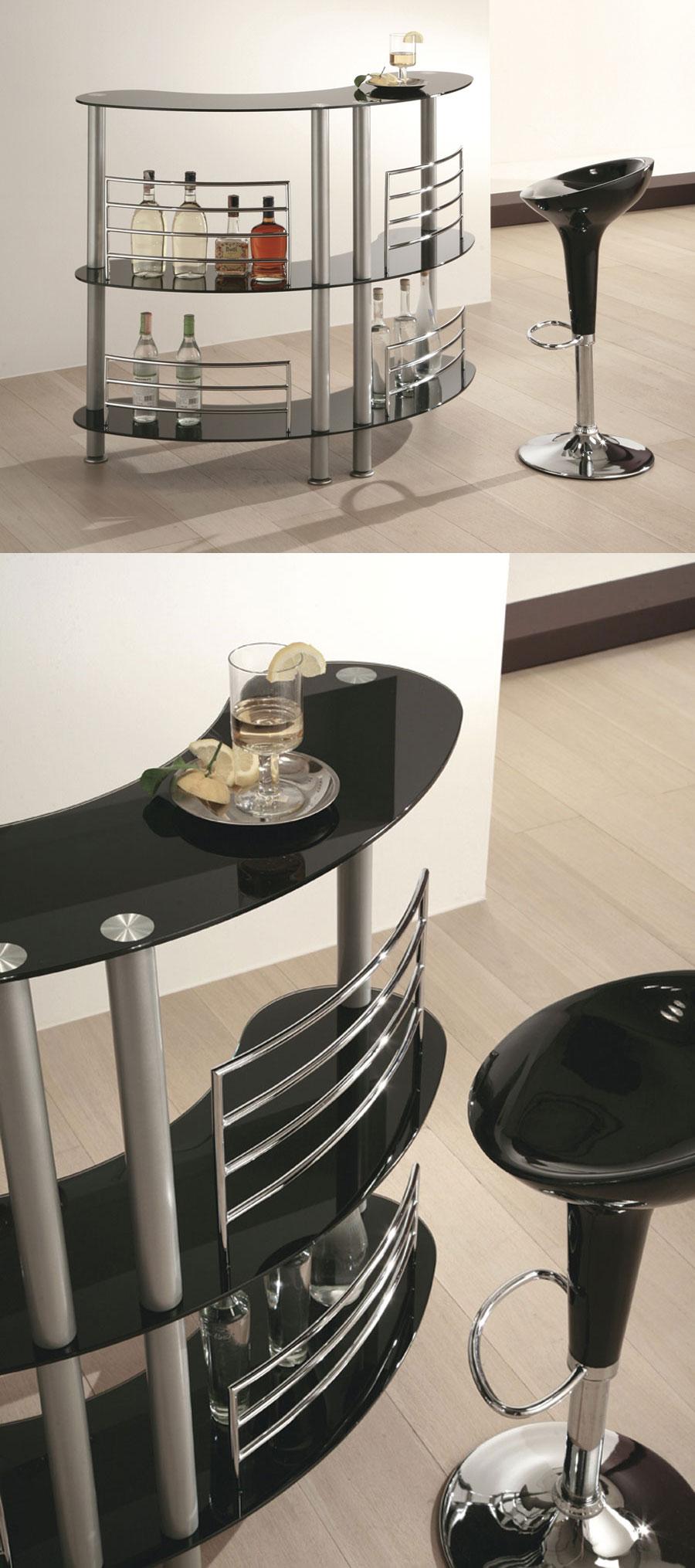 mobile bar casa salotto soggiorno design moderno tomasucci. Black Bedroom Furniture Sets. Home Design Ideas