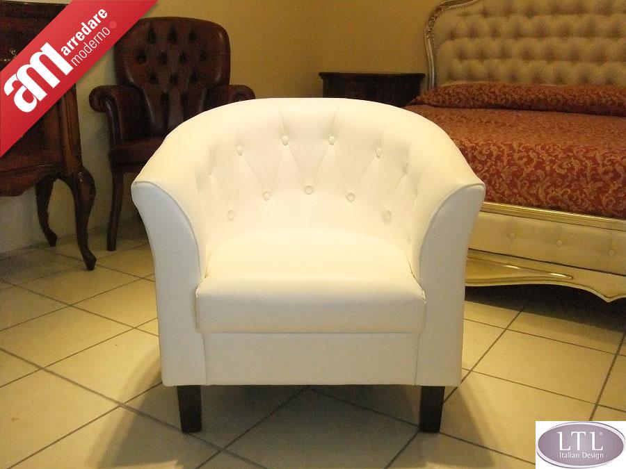 Poltrona salotto soggiorno camera letto design classico for Poltrona design ebay